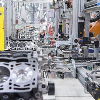 Audi Hungaria: Rekordszámú motor, magas fordulatszámon a járműgyártás