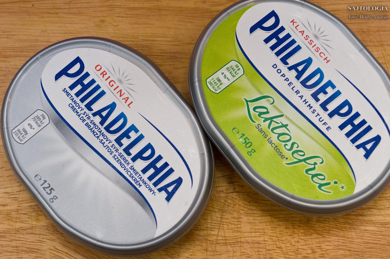 A krémsajtos tészta alapja a Philadephia. A mogyorókrémes réteget laktózmentes krémsajttal készítettem. Kell még: habtejszín (habosítva), tojás, cukor, vaníliás cukor, étkezési keményítő.