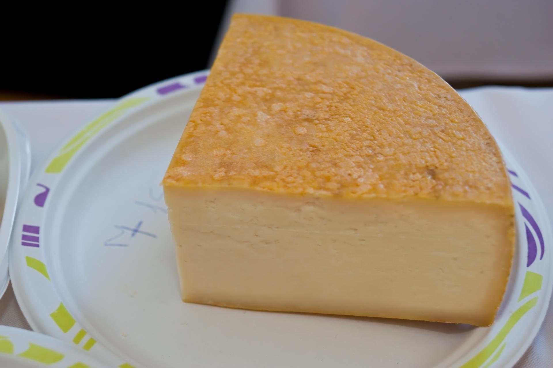 Capella érlelt kemény sajt / Termelő: Papp