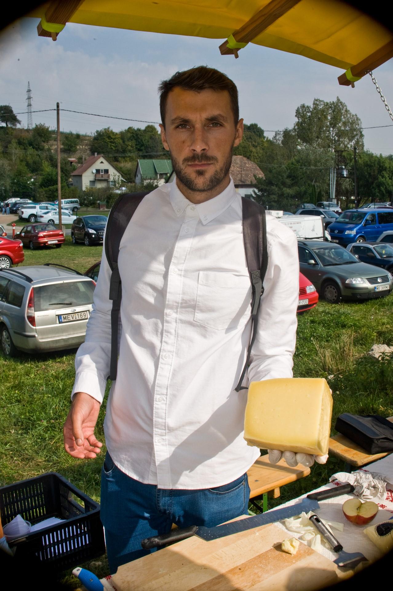 Szépvízi sajtműhely