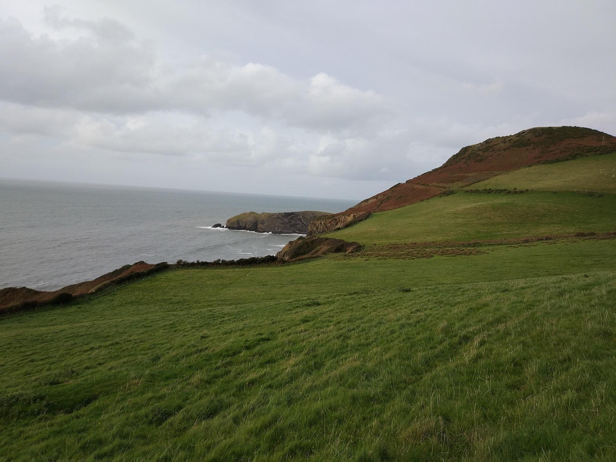 Walesi tengerpart