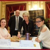 Grand-Prix féminin Monte-Carlo 2015 - Video - Pillanatképek a hölgyekről