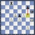 Sakkfeladat - versenysakkozóknak