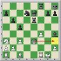 Sakkfeladatt:  gyakorlott amatőröknek és kezdő verseny-sakkozóknak