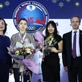Megőrizte címét a világbajnoknő! - Women's World Chess Championship - Ju Wenjun 6-6 (2,5:1,5) Aleksandra Goryachkina  2020-01-05 - 23 - Shanghai/Vladivostok, China/Russia