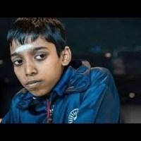 Rising Chess Stars - Rameshbabu Praggnanandhaa -New World Chess Champion? - GM Štěpán Žilka - Videó