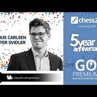 LIVE! - 18:00 - Magnus Carlsen - Peter Svidler - Magnus és Peter szemszögéből