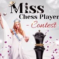 """Miss Chess 2021 - """"Sakkhercegnő"""" választás - február 26-án 21:00 és 23:00 között - Helyszín: a Casino Djerba - Tunézia"""