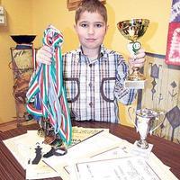 8 éves kisfiú a jövő sakkmestere - Papp Marcell Imre