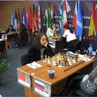 LIVE! - 11:00 - Women's Knockout World Championship - IV. kör rájátszása következik -   Ju Wenjun és Lagno Kateryna a legjobb négyben