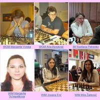 Végeredménnyel - LIVE! - 48th International Ladies Grandmaster Tournament 2016  2016-03-03 - 2016-03-12 - Belgrád