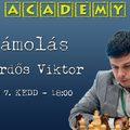 LIVE! - 18:00 - 2020-04-07 - HelloSakk - Papp Gáborral és Erdős Viktorral -