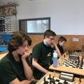 A Johan van Oldebarnevelt (JVO) gimnázium első csapata, a 13 éves éltáblás Nitrauw Péter vezetésével nyerte az amersfoorti középiskolások bajnokságát