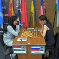 LIVE! - 11:00 - Women's Knockout World Championship 2018 | Khanty-Mansiysk, Russia - II. kör Tie-break - Lagno Kateryna (RUS) 3 - 1 Hoang Thanh Trang  (HUN)