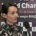 LIVE! - 11:00 - Women's Knockout World Championshi - III. kör, rájátszás -  Nincs magyar a legjobb 16 között