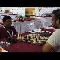 Mint eső után a gomba a földből -  úgy pattannak elő Indiában a sakktehetségek a Sakkakadémiából - Bharath Subramaniyam H 13. évében jár