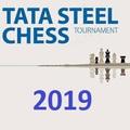 Jövőre is lesz: Tata Steel  2019-01-12 - 27 - - Az elitben: Rapport Richárddal, a B csoportban: Gledura Benjáminnal