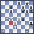 Sakkfeladat - nemcsak amatőröknek  - Higgyünk, vagy ne higgyünk ellenfelünknek