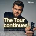 A túra folytatódik - Magnus Carlsennel