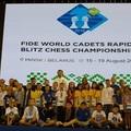 Végeredménnyel - 3rd FIDE World Cadets Blitz Chess Championship 2019 - Magyarok nélkül