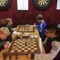BDSV Schaken en dammen - Grand Prix stand groep 1. - Peti 4. lett - Peter Nitrauw félpontnyira a holtversenyes elsőktől