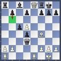 Egy habkönnyű sakkfeladat agytornászoknak: Sötét jelzett lépését követően vidd tovább a játszmát-