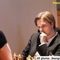 Rapport Richárd (7/4 - Élő: +1,7) a holtversenyes második helyen végzett - July 13 - 21   Sparkassen Chess-Meeting   Dortmund, Germany
