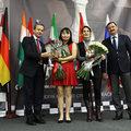 Végeredménnyel-  Women's Knockout World Championship 2018 - A világbajnoknő -  Ju Wenjun  -  a világbajnok