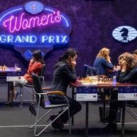 WGP - Women's Grand Prix Lausanne 2019-2020 - March 1-14, 2020.
