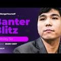 LIVE! - Wesley So - nem viccel - Blitzzel! - 3 perces blitz partik