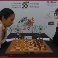 LIVE! -15:15 - The 25th Abu Dhabi International Chess Festival takes place from 7-15 August 2018 in Abu Dhabi, UAE - A 2. helyen kiemelt Rapport Richárddal 7/5.5 - Ajánlatom: Korobov 2664 - Rapport 2719