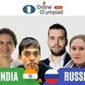 """Oroszország és India is megnyerte (?) a """"Dvorkovics Kupát (!) - """"I. online sakkolimpia"""" - 2020-07-25 - 08-30 - Bohózattá silányult a FIDE első online rendezvénye"""
