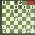 Sakk amatőröknek - olykor az anyagi egyenlőség semmit sem jelent