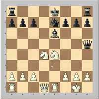 Egy élvezetes zseniális sakkparti, Sakkbarátaimnak!