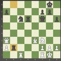 Amatőr sakkozóknak - Alaposan vizsgálj meg minden ütést, sakkot és motívumot