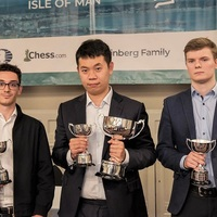 Végeredménnyel -  A kínai Wang Hao vagyonosodott a legjobban a Man szigeti versenyen - Ő lett a résztvevője a világbajnok-jelölti mezőnynek, övé a (7)60 000 dollár