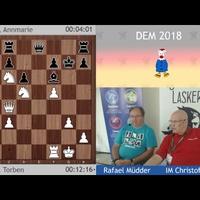 Német gyermek és ifjúsági sakkbajnokság - Amiről a magyarok csak beszélnek, azt a németek megvalósítják