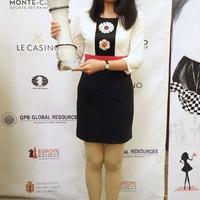 Végeredménnyel! - Hou Yifan Monta-Carlo, Monaco sakkhercegnője - Női sakkozók Grand Prix versenysorozata - I. helyszín- Monte-Carlo 2015-10-03-15 - Grand Prix féminin 2015-2016