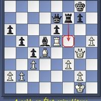 Sakkfeladat - A nagymesterek sem tévedhetetlenek III.