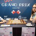 LIVE! -  14:00 -  Gibraltári FIDE női nagydíj! - 2021-05-22 - 06-02 - FIDE Women's Grand Prix -  A versenyben a kazahsztáni Zhansaya Abdumalik vezet tíz forduló során elért 8 ponttal