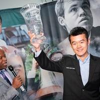 Ding Liren nyerte a döntőt - Grand Chess Tour döntő Londonban - 2019-12-02 - 08-