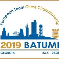 Közeledik - Csapat EB Batumi - 2019-10-24 - 11-02 - EUROPEAN TEAM CHESS CHAMPIONSHIP  BATUMI (GEORGIA)