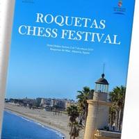 Végeredménnyel - Roquetas de Mar Open - XXX International Chess Open Roquetas de Mar 2019-01-02- 07 - A verseny győztese: FROLYANOV Dmitry 9/7.5 - Bagi Máté 9/6, Kántor Gergely 9/5.5, Radnai Ádám 9/5