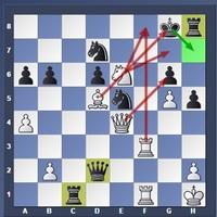 Sakkfeladat - amatőröknek - nem megoldásra, csodálkozásra, álmélkodásra...