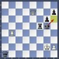 Sakkfeladat - versenysakkozóknak - Szerencsét próbálhatnak a sakk-szerelmesei is