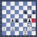 Sakkfeladat - amatőröknek  - amikor a király mattot ad...