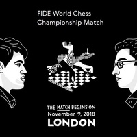 Carlsen-Caruana World Chess Championship, London 2018-11-09 - 11-27