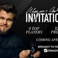 LIVE! - Magnus Carlsen Invitational - április 18-án kezdődik, díjalapja: 250 000 dollár