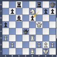Sakkfeladat amatőr sakkozóknak - Ritkán adódik alkalom vezéráldozatos mattra