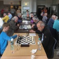 A 2006-os születésű Nitrauw Péter a Hemelvaart 2019 sakkverseny